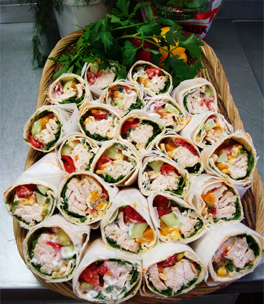 Catering Wraps