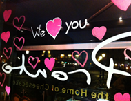 Pronto Cafe We Love You